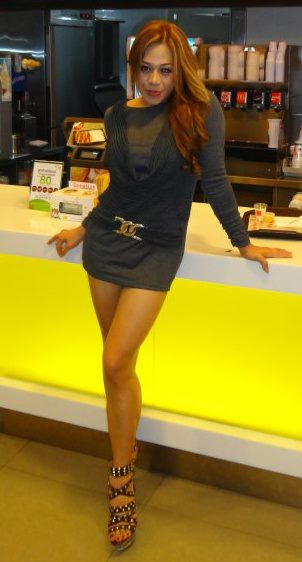 Interview with ladyboy Regina life for ladyboys in Bangkok