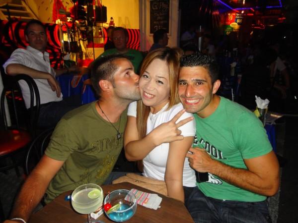 Regina tells us about life for ladyboys in Bangkok