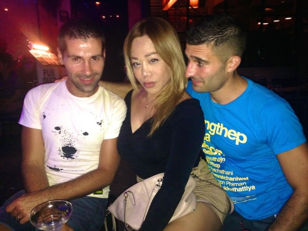 Interview with ladyboy Regina about life for ladyboys in Bangkok Silom Soi gay bars