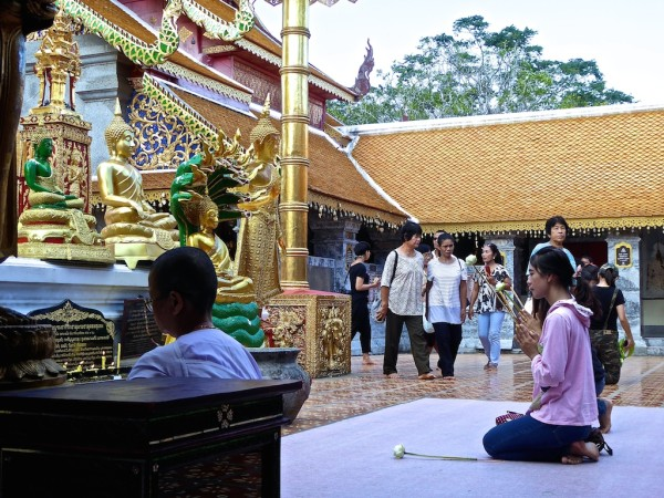 Doi Suthep Temple highlights of Chiang Mai