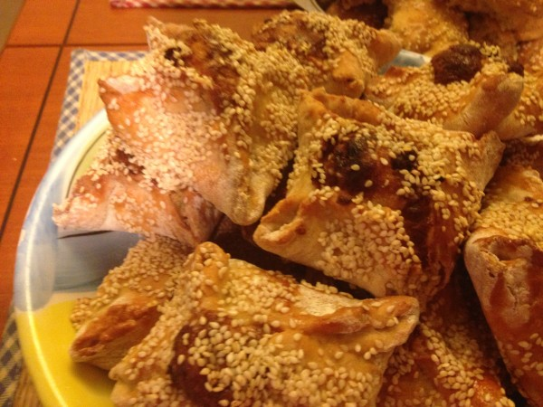 Flaounes: Cypriot Easter bread recipe