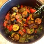 Simple and healthy Ratatouille recipe