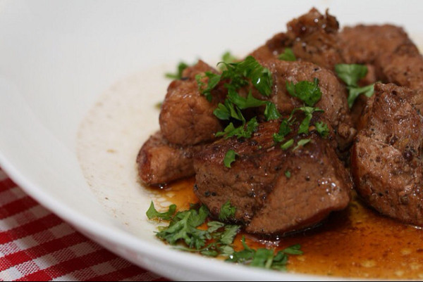 Afelia Greek pork based recipe - Nomadic Boys