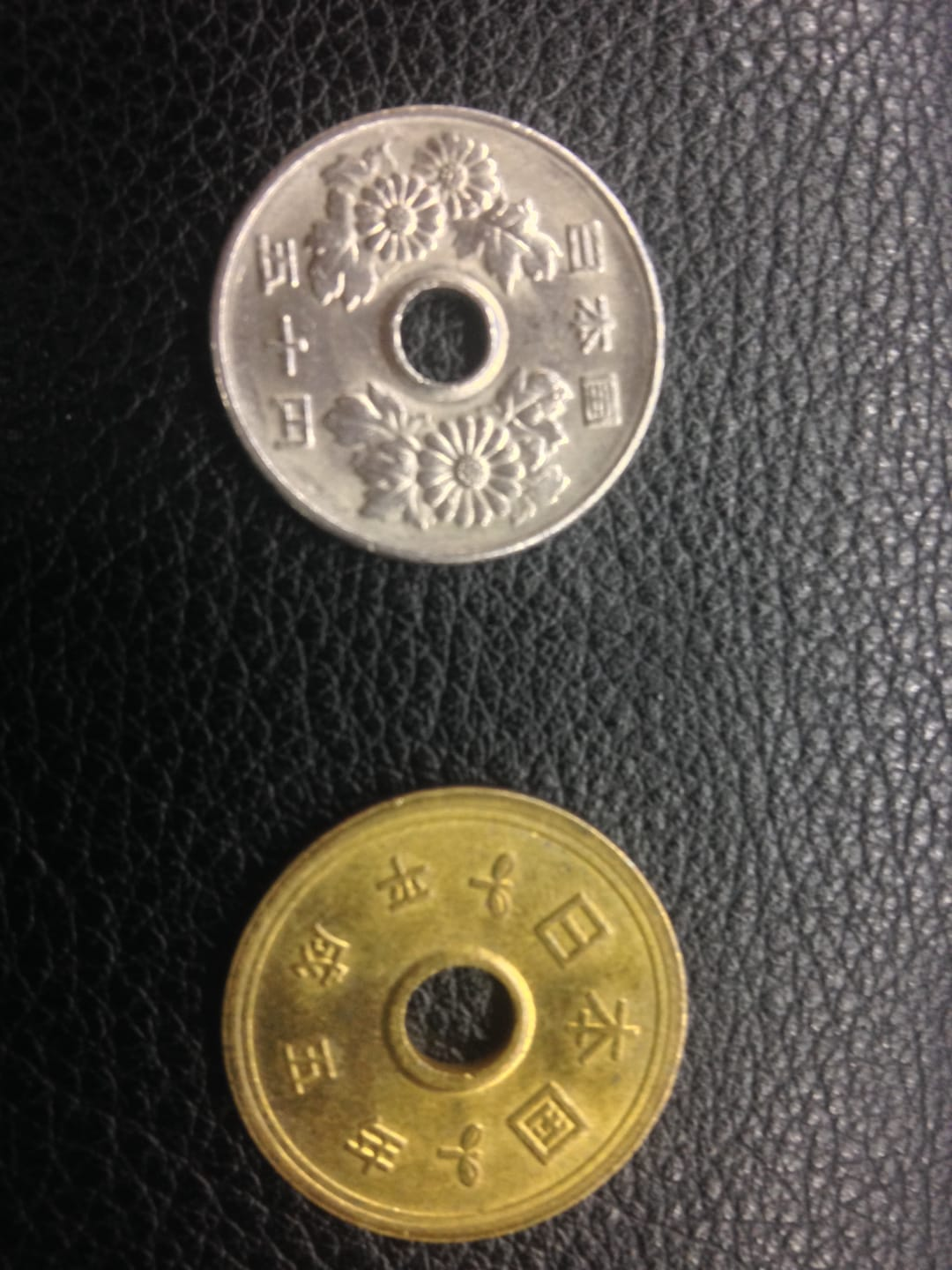 Japanese coins have holes one of 8 interesting facts about Japan