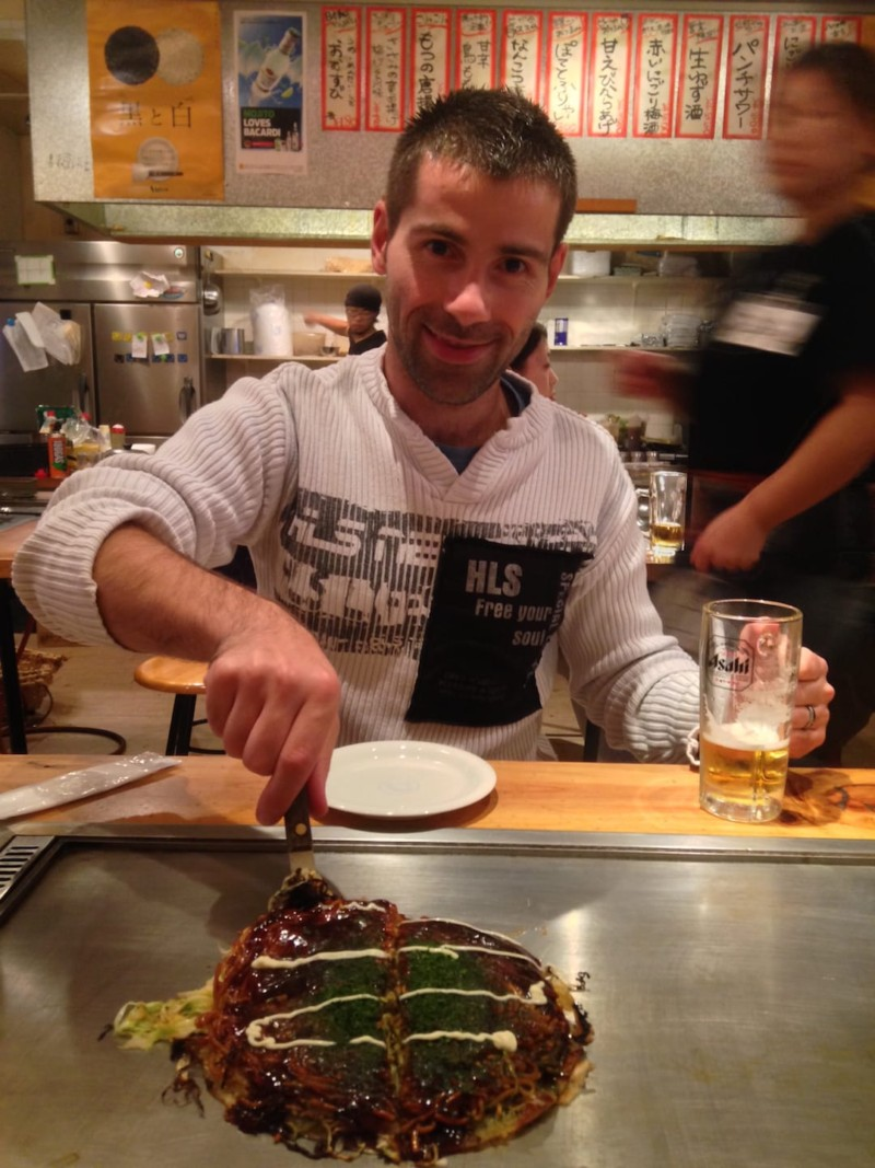 How to spend 2 days in Hiroshima trying okonomiyaki