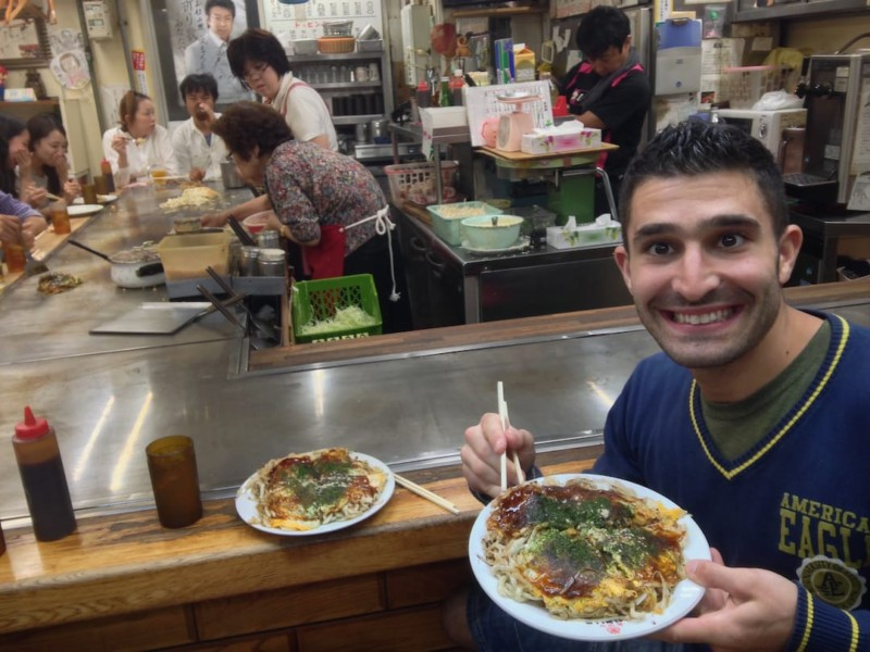 How to spend 2 days in HIroshima okonomiyaki
