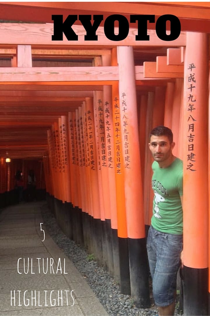 What to di in Kyoto- 5 cultural highlights