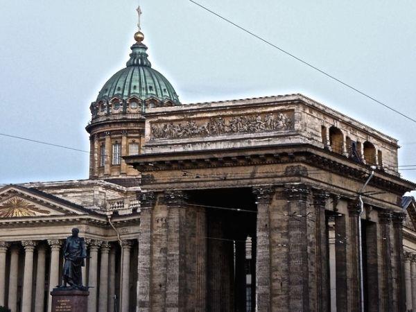 Cathédrale de Kazan sur Nevski Prospect