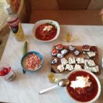 Home made recipe for Russian Borscht soup