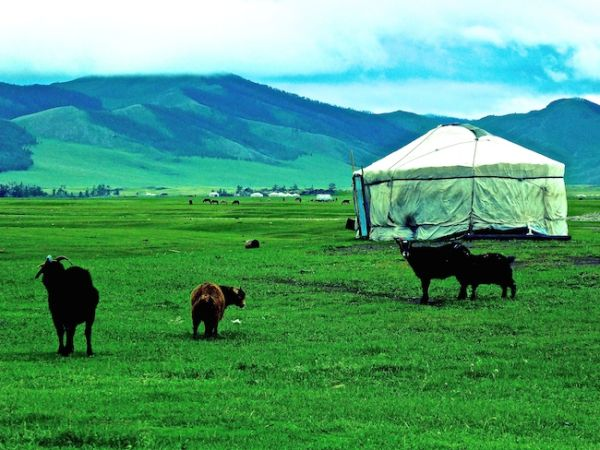 Our tour through Central Mongolia