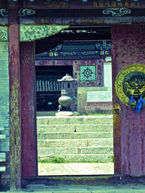 Monastère Erdene Zuu à Kharkhorin