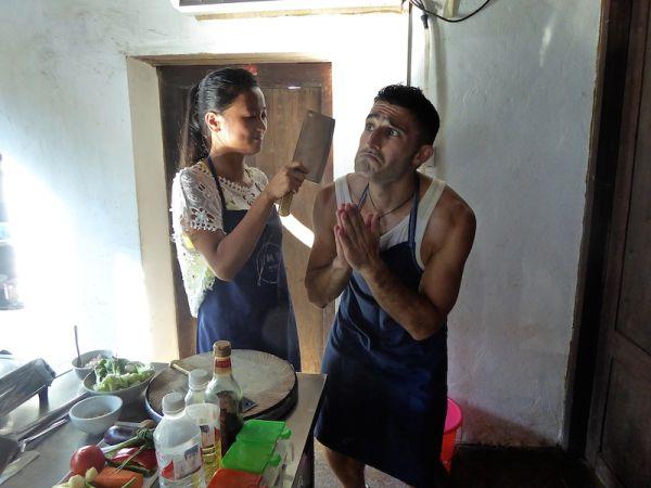 Yangshuo Cooking School class