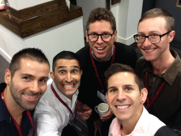 gay travel bloggers nomadic boys sam zam london wtm