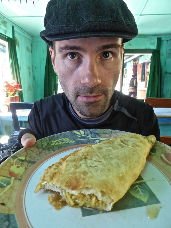 Apple pie during the Annapurna circuit