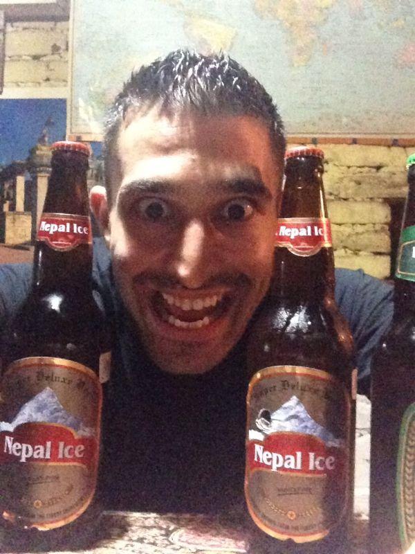 Nepalese Beer