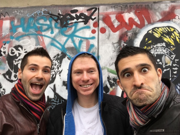 gay travel bloggers nomadic boys adam