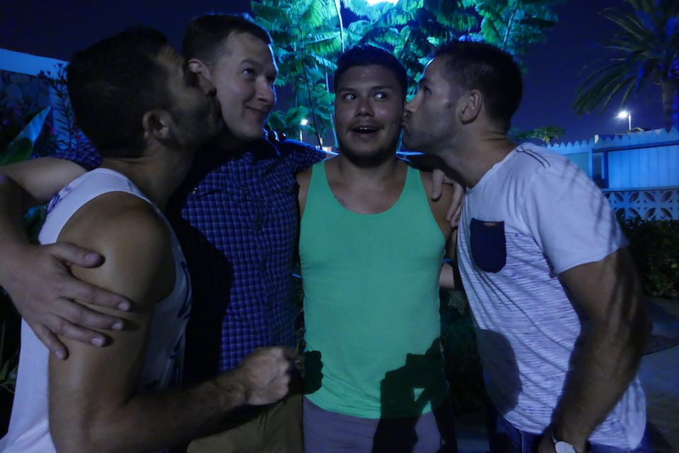gay travel bloggers nomadic boys with jose and alfred
