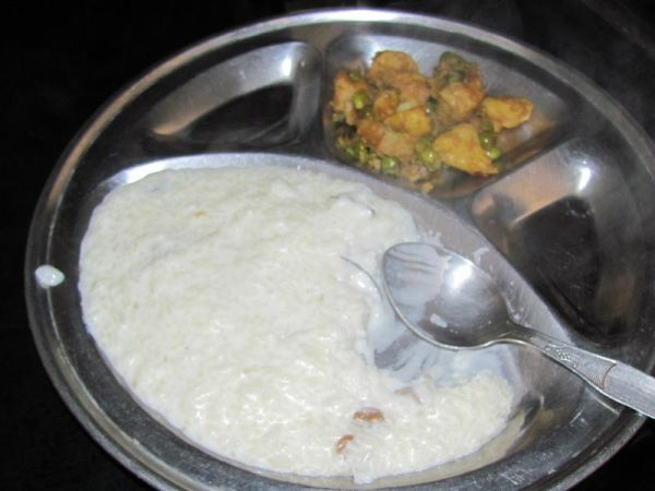 "Nepalese ""Kheer"" rice pudding recipe"