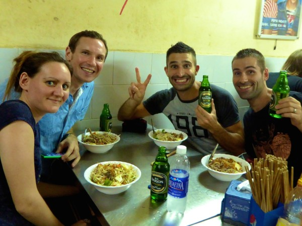 gay travel bloggers nomadic boys with Our Big Fat Travel Adventure