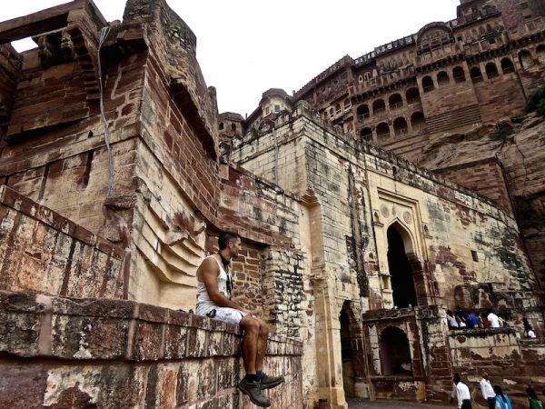 Love hate India beautiful temples Mehrangarh Fort Jodhpur