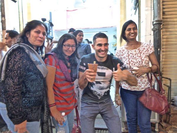 Diwali in Jaipur: one big street party