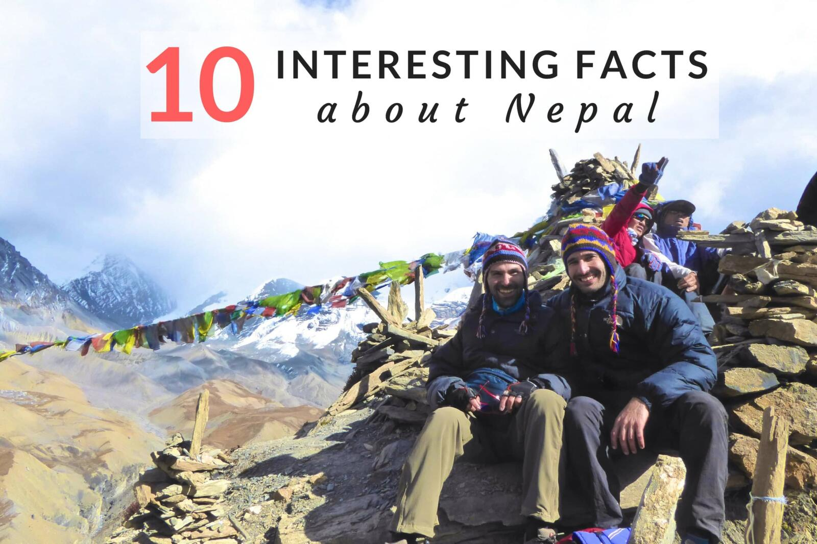 10 interesting facts about Nepal