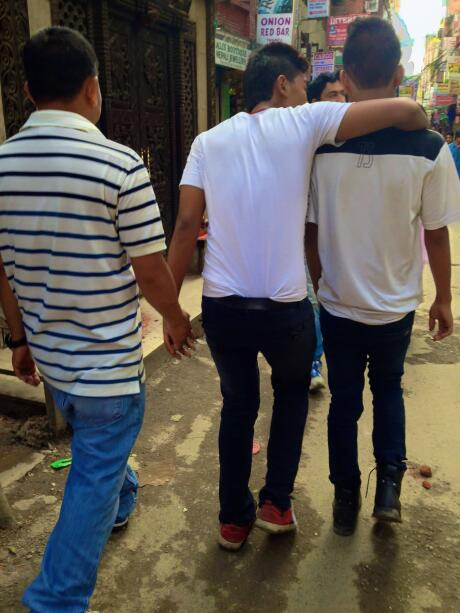 gay nepal night out in kathmandu