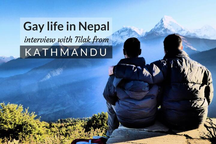 Gay Nepal interview with Tilak from Kathmandu