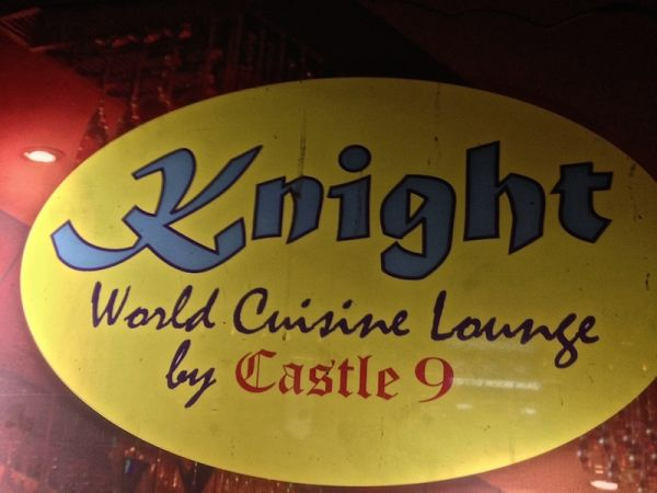 Knight club by Castle sign gay party Delhi gay scene