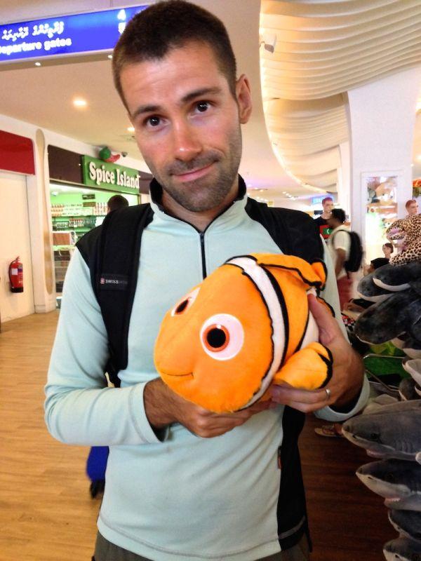 Finding Nemo in the Maldives