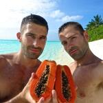 Thoddoo island: a paradise island for fruit lovers