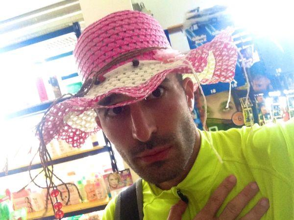 Stefan beach hat being gay in Sri Lanka