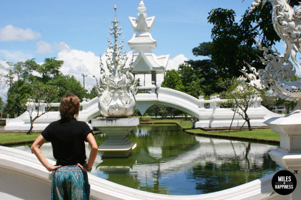 6 things to do in Chiang Mai: exploring the White Temple
