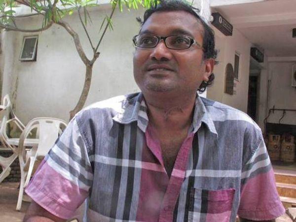 Gay blogger, Ismail 'Hilath' Rasheed