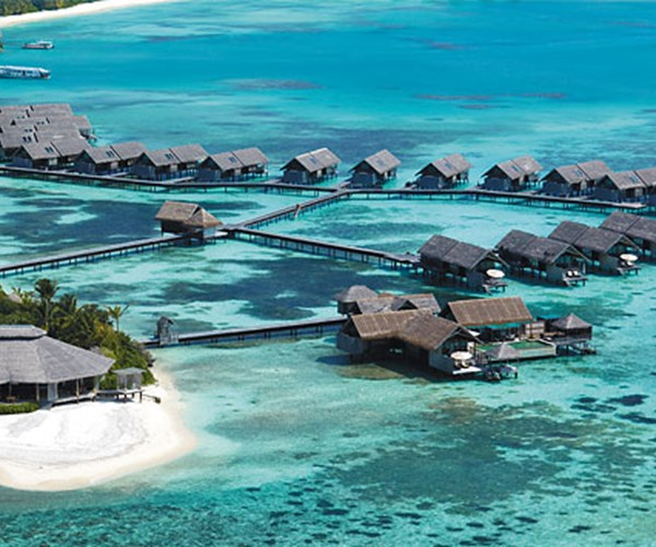 Shangri-La Villingili Resort in the Maldives