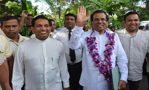 Gay life in Sri Lanka better under new President Sirisena