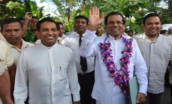Gay life in Sri Lanka better under new President Sirisena