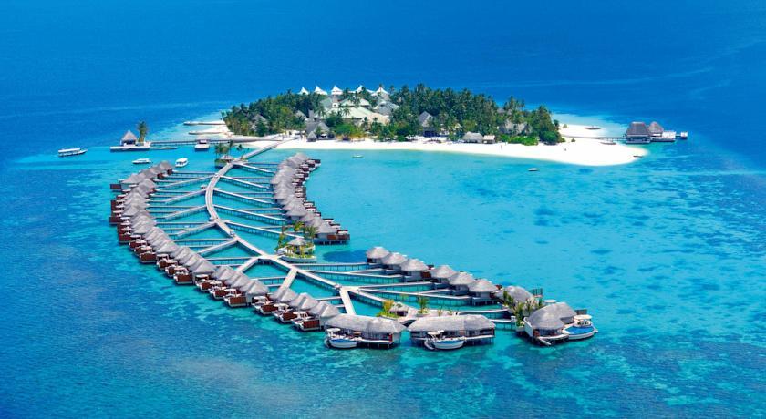 W Resort in the Maldives