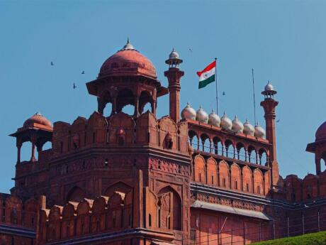 Delhi is filled with ancient buildings, forts and museums that all travellers should spend some time exploring