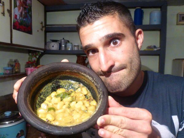 Sri Lankan garlic curry recipe
