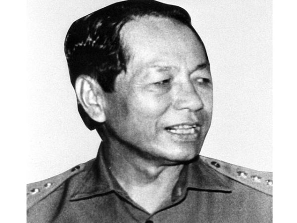 General Saw Maung