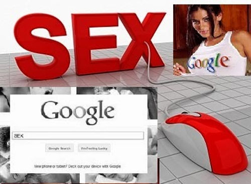 Sri Lanka google the word sex the most
