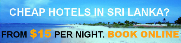 gay hotels in Sri Lanka banner