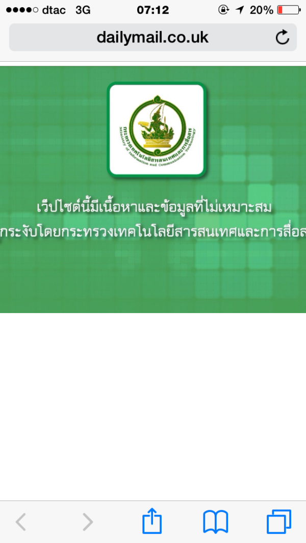 strict internet laws interesting facts about thailand
