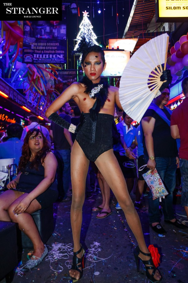 Gay Bangkok: another stunning outfit
