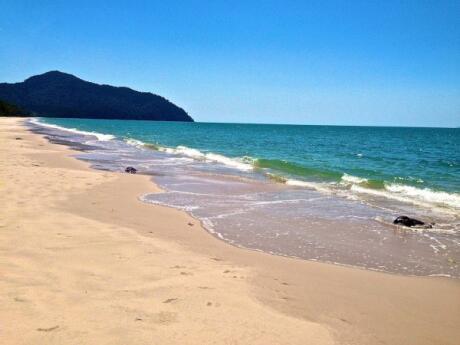 Ao Son beach is the best beach on koh tarutao