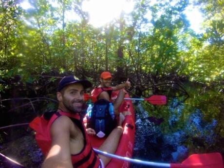 Adang or Tarutao activities kayaking