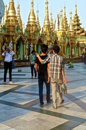 Read about gay life in Myanmar in our interview with a local