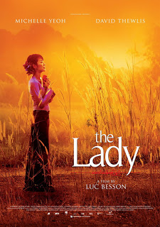 The Lady film about Aung San Suu Kyi