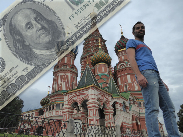 Russia travel costs